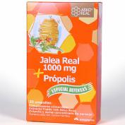 Arkoreal jalea real 1000 +propolis (20 ampollas bebibles 15 ml)