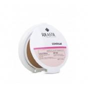 Rilastil coverlab maquillaje compacto spf 30 - piel seca (01-natural)