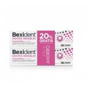Bexident dientes sensibles pasta dentifrica (75 ml)
