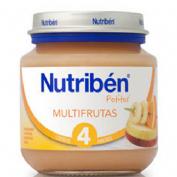 Nutriben multifrutas (potito inicio 130 g)