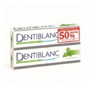Dentiblanc duplo blanqueador extrafresh  pasta