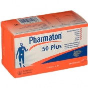 Pharmaton 50 plus (60 capsulas)