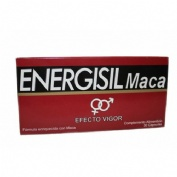 Energisil maca (30 capsulas)