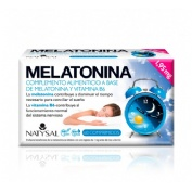 Natysal melatonina 60 comp