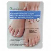 Calcetin ultrahidratante para pies - luxiderma 1.5% urea (24 ml 2 u)