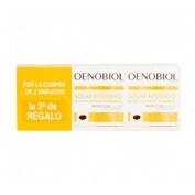 Oenobiol solar intensivo preparador pieles sensibles (pack 30 capsulas triple)