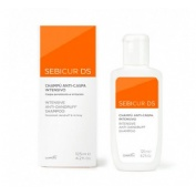 Sebicur ds champu anticaspa intensivo (125 ml)