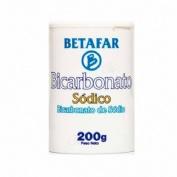Bicarbonato sodico betafar (200 g)