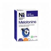 Ns melatonina (1.95 mg 30 comprimidos masticables)