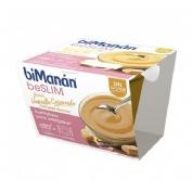 Bimanan beslim sustitutivo copa (vainilla-caramelo 210 g)