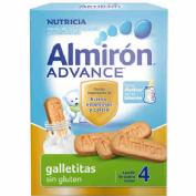 ALMIRON GALLETITAS ADVANCE NUEVO PACK SIN GLUTEN (250 G)