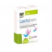 Ns lactoben (50 comprimidos)