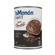 Bimanan befit proteina crema (chocolate 540 g 12 dosis)