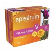 Apiserum vitaminado (20 viales bebibles)