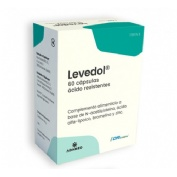 Levedol (60 capsulas)