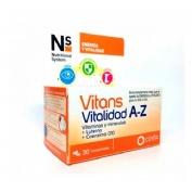 Vitans vitalidad a-z (30 comprimidos)