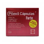 Pilexil capsulas forte cabello y uñas (150 capsulas)