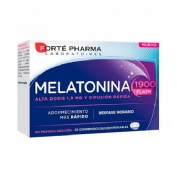 Melatonina flash 1900 (30 comprimidos bucodispersables)