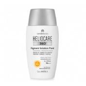 Heliocare 360º pigment solution fluid protector solar proteg (50 ml)