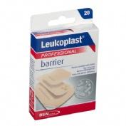 Leukoplast barrier - aposito adh (transp surtido 20 u)
