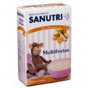 Sanutri multifrutas sin gluten (300 g)