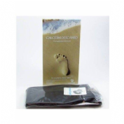 Calcetin descanso comp normal - medilast (ref 300 negro t- med)