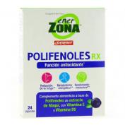 Enerzona omega 3rx aceite de pescado (180 capsulas)
