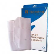 Faja elastica - fleming contencion 3 bandas (t-3)