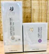 Juvilis PACK night cream + perfecting cleanser