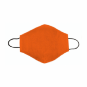 Mascarilla adulto reutilizable Safebow naranja TM