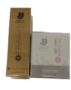 Juvilis pack nigth cream + beauty serum
