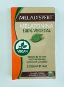 Meladispert melatonina 100% vegetal (20 comprimidos)
