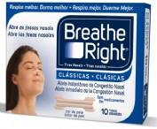 BREATHE RIGHT - TIRA ADH NASAL (T- GDE 10 U)