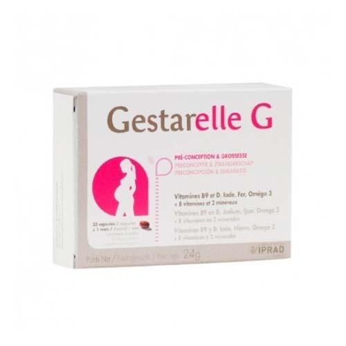 Gestarelle g (30 capsulas)