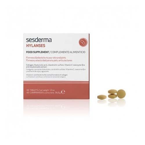 Hylanses (60 comprimidos recubiertos)