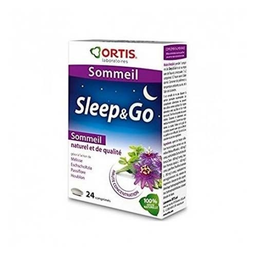 Sleep & go (24 comprimidos)