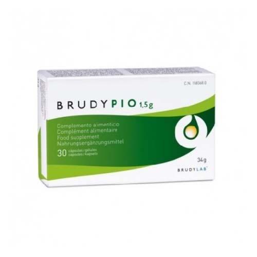 Brudy pio 1,5 g (30 capsulas)