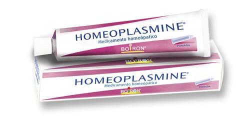 Homeoplasmine po boiron