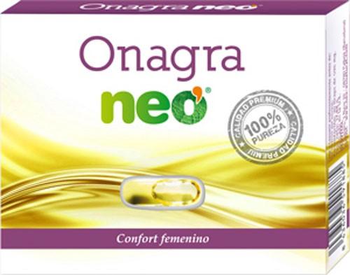 Onagra neo aceite (30 capsulas)