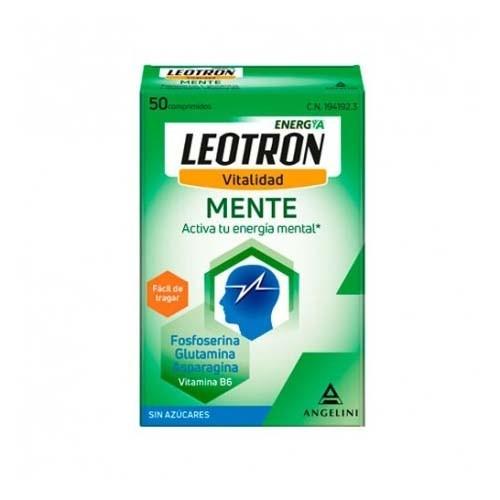 Leotron mente (50 comprimidos)