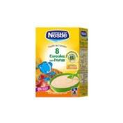Nestle papilla 8 cereales con frutas (600 g)