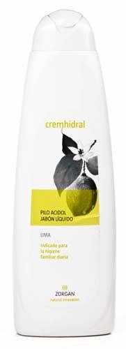 Cremhidral piloacidol jabon liquido (750 ml)