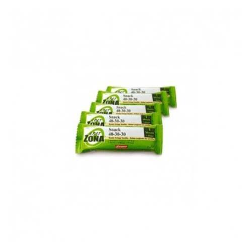 Enerzona 40-30-30 snack bar (crujiente vainilla 30 barrita)