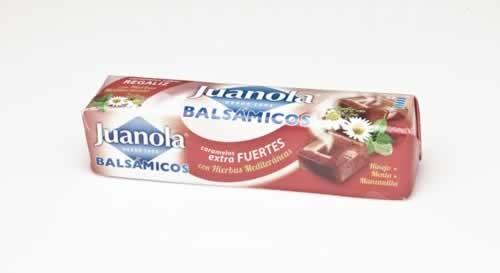 Juanola caramelos regaliz vit c y hierbas med (32.4 g)