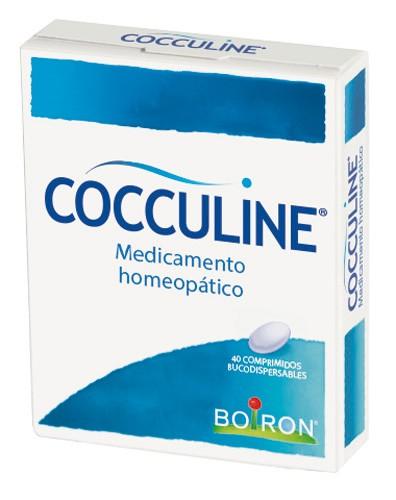 Cocculine co 40 u. boiron