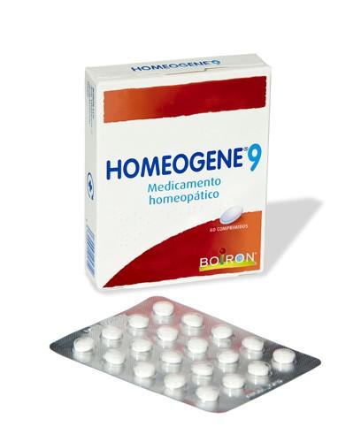 Homeogene 9 co boiron