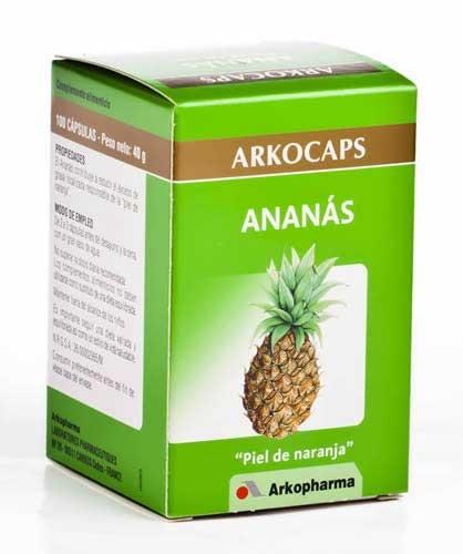 Arkocapsulas ananas (1170-pm) 84 caps.