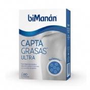 Bimanan capta grasas ultra (60 capsulas)