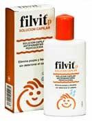 Filvit-p solucion capilar antiparasitario pediculicida (100 ml)