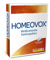 Homeovox 60 comprimidos